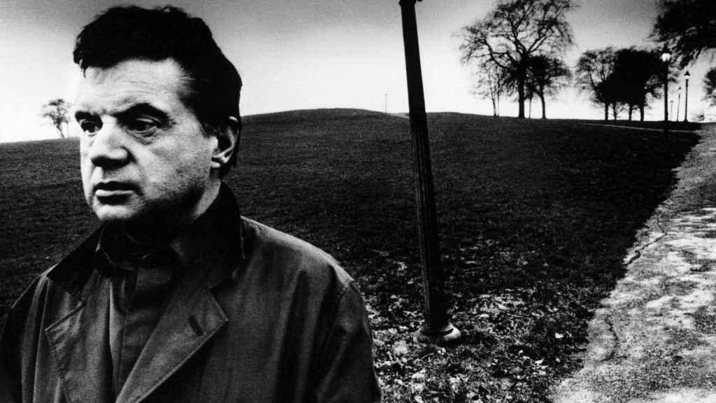 Francis Bacon en Primrose Hill, Londres, 1963