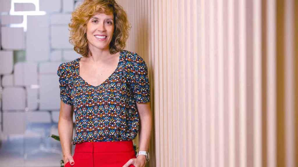 Marta Gil, directora General de Estrategia, Innovación y Sostenibilidad de Sacyr