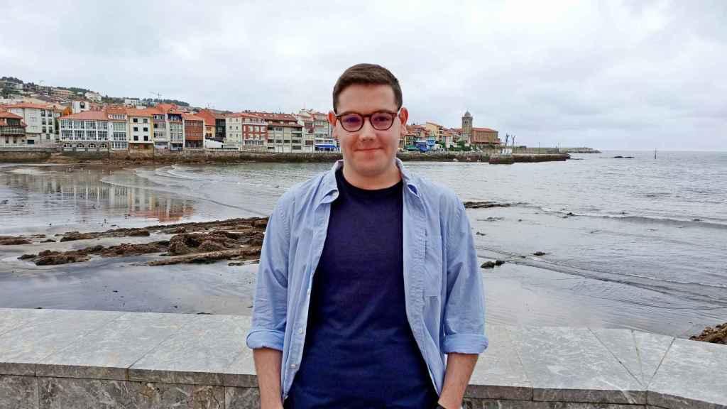 Eduardo Alonso, de Luanco, estudiará Historia.