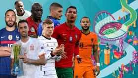 Los octavos de final de la Eurocopa