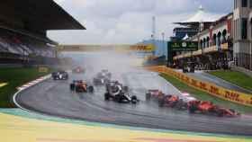 El Istanbul Park en una edición del Gran Premio de Turquía