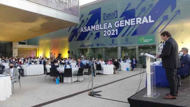 La asamblea se ha celebrado en el Museo de Paleontología de Cuenca
