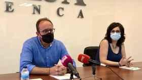 El secretario general de Asaja Cuenca, Manuel Torrero.