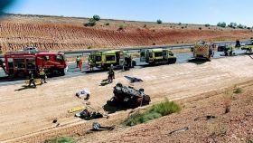 Foto: Consorcio Provincial de Extinción de Incendios.
