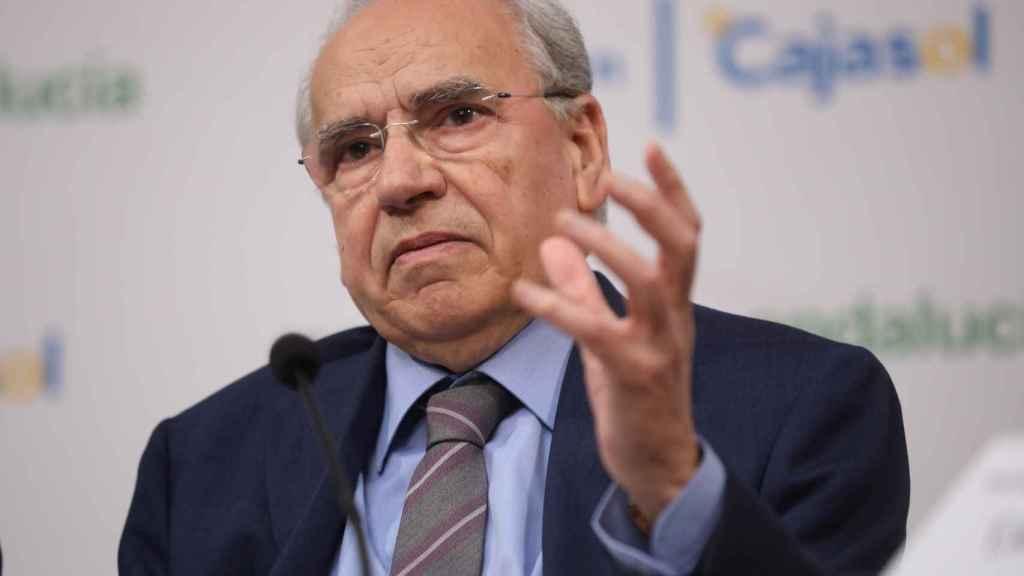 Alfonso Guerra, exvicepresidente del Gobierno.