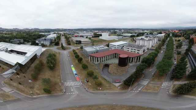 Complejo del Parque Tecnológico de Asturias. FOTO: PTA
