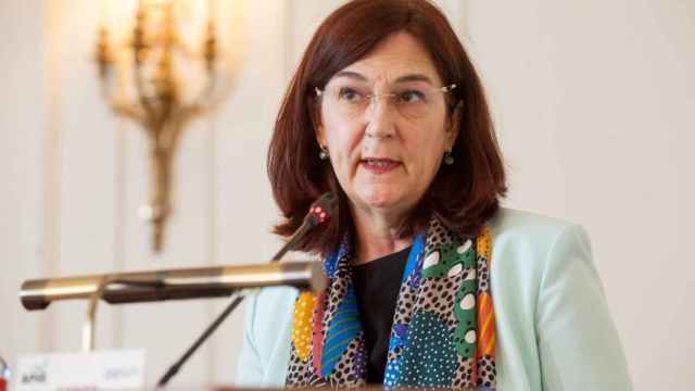 Cani Fernández, presidenta de la CNMC, en una imagen de archivo.