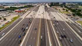 Autopista LBJ en Texas (Estados Unidos), de Ferrovial.