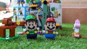 Lego Super Mario y Luigi.