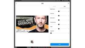 Instagram ya permite subir fotos desde el PC.