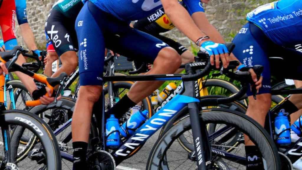 Marc Soler en la 1ª etapa del Tour de Francia 2021