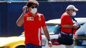 Carlos Sainz en el Red Bull Ring de Austria
