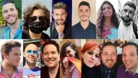 Gais y lesbianas hablan con EL ESPAÑOL sobre las dificultades para ser de derechas dentro del colectivo LGTBIQ+.