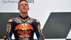 Pedro Acosta en el GP de Alemania