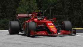 Carlos Sainz en el Gran Premio de Estiria