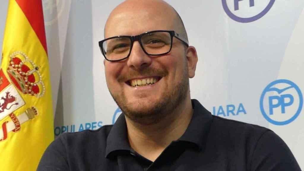 Lucas Castillo, nuevo presidente provincial del PP de Guadalajara