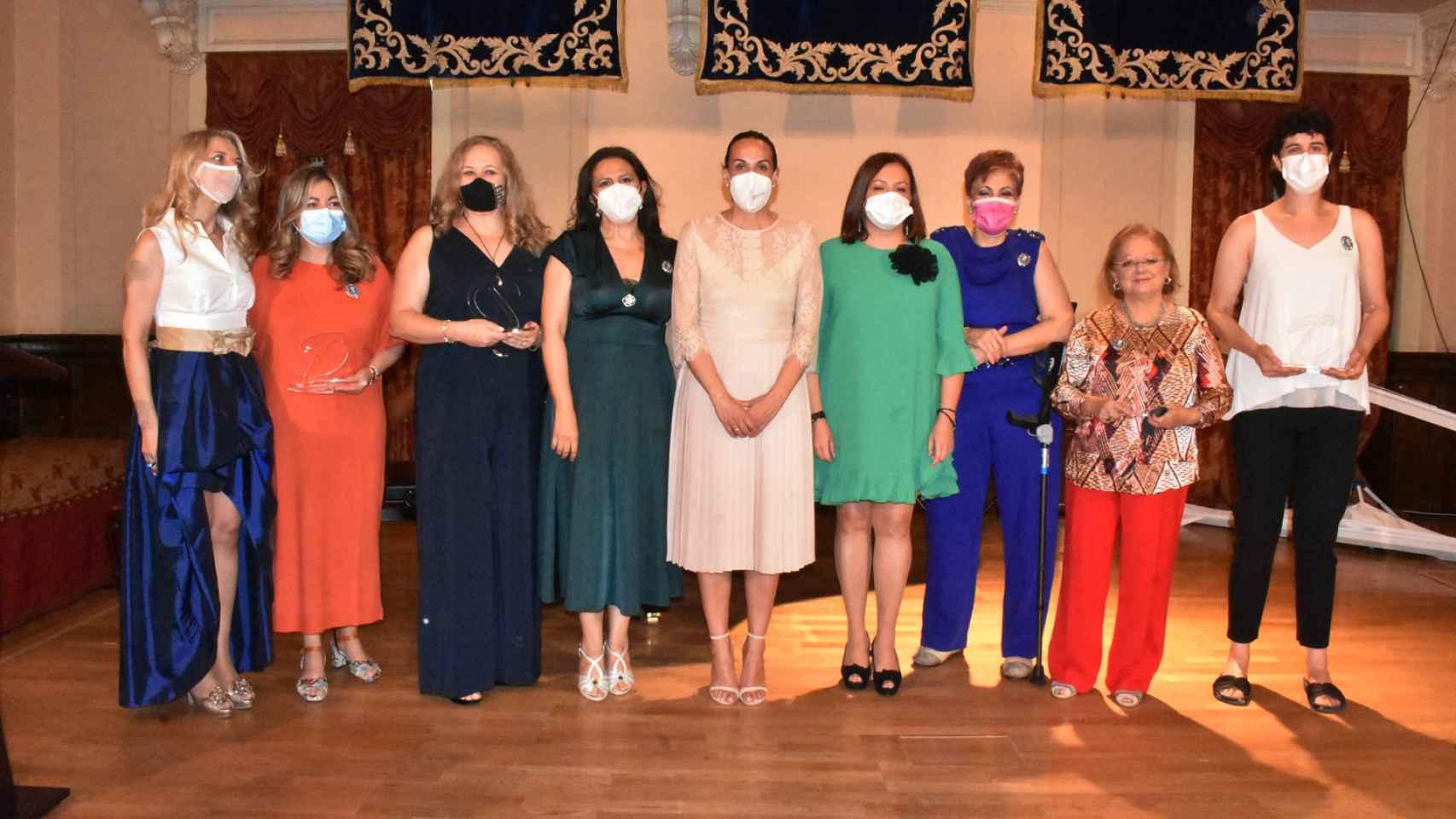 Ciudad Real entrega los IV Premios Dulcinea premiando la calidad humana