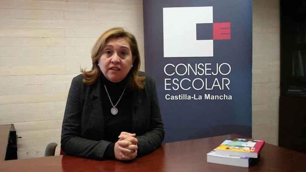 Rosa Ana Rodríguez, consejera de Educación de CLM