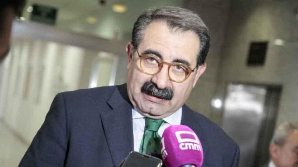 Jesús Fernández Sanz, consejero de Sanidad de Castilla-La Mancha