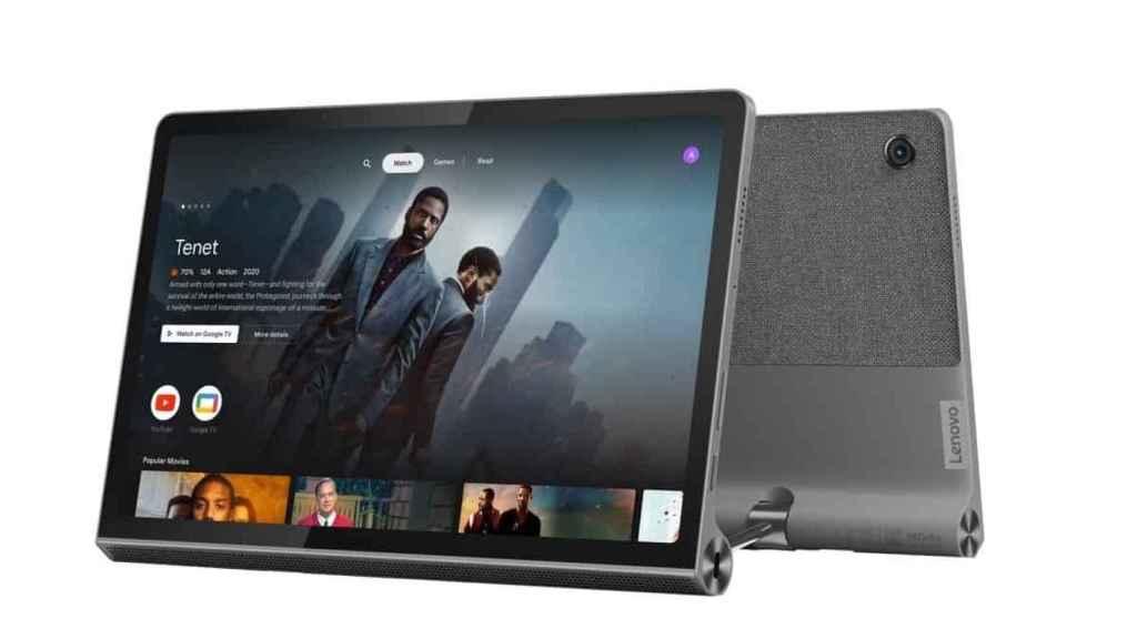Lenovo Tab Yoga 11 diseño