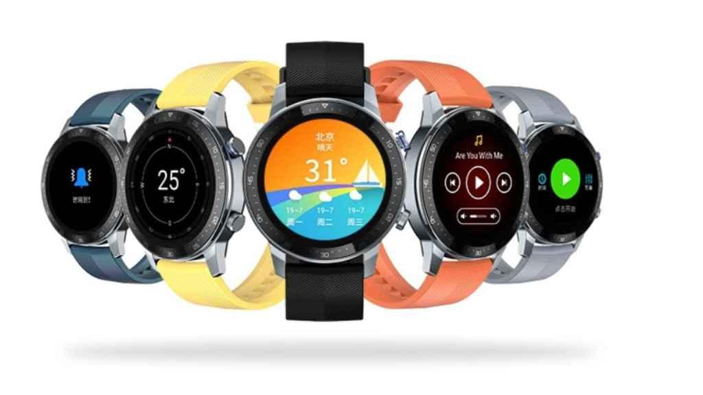 ZTE Watch GT Diseño