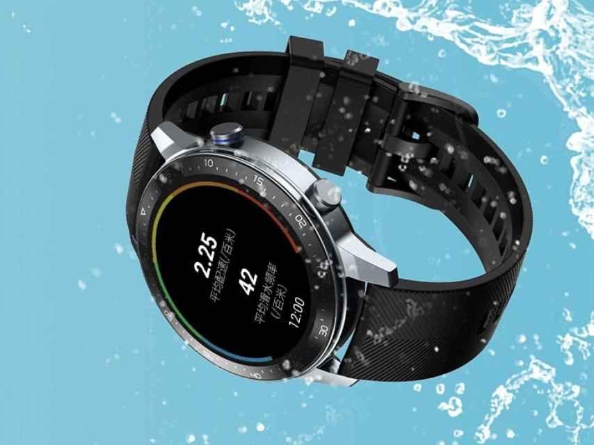 ZTE Watch GT resistencia agua