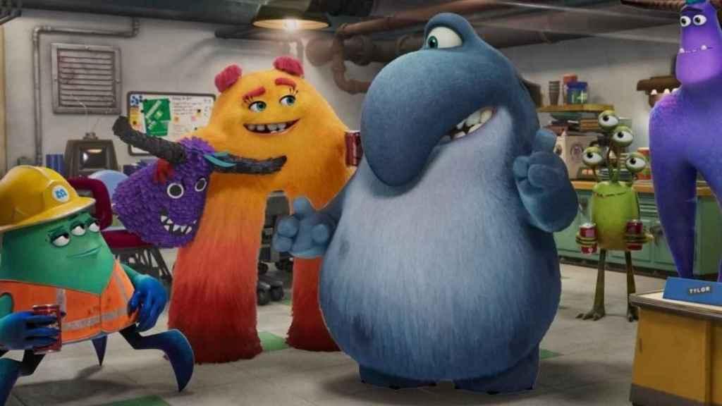 Los  nuevos personajes de 'Monstruos a la obra'.