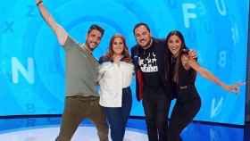 'Pasapalabra': Quiénes son los invitados de esta tarde Inma Cuevas, Ismael Serrano, Mariam Hernández y Jaime Nava