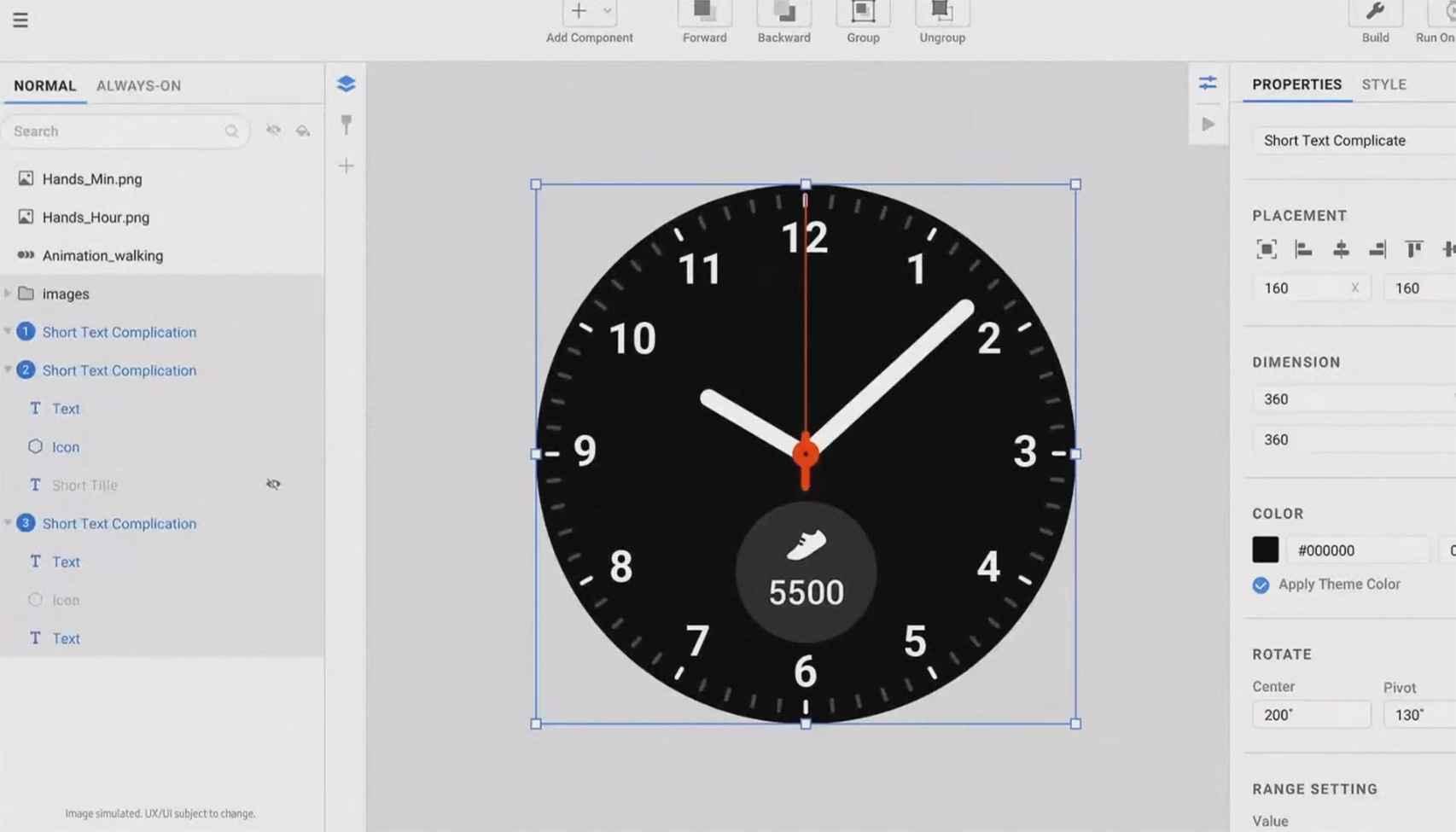 Creando un watchface para el nuevo smartwatch de Samsung