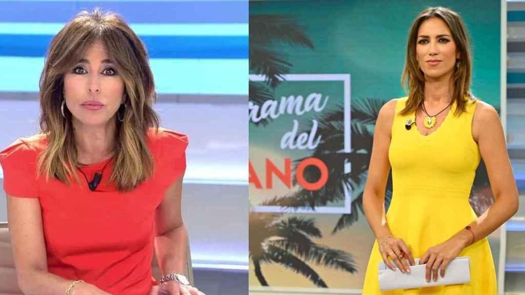 Ana Terradillos y Patricia Pardo presentarán 'El programa del verano'.
