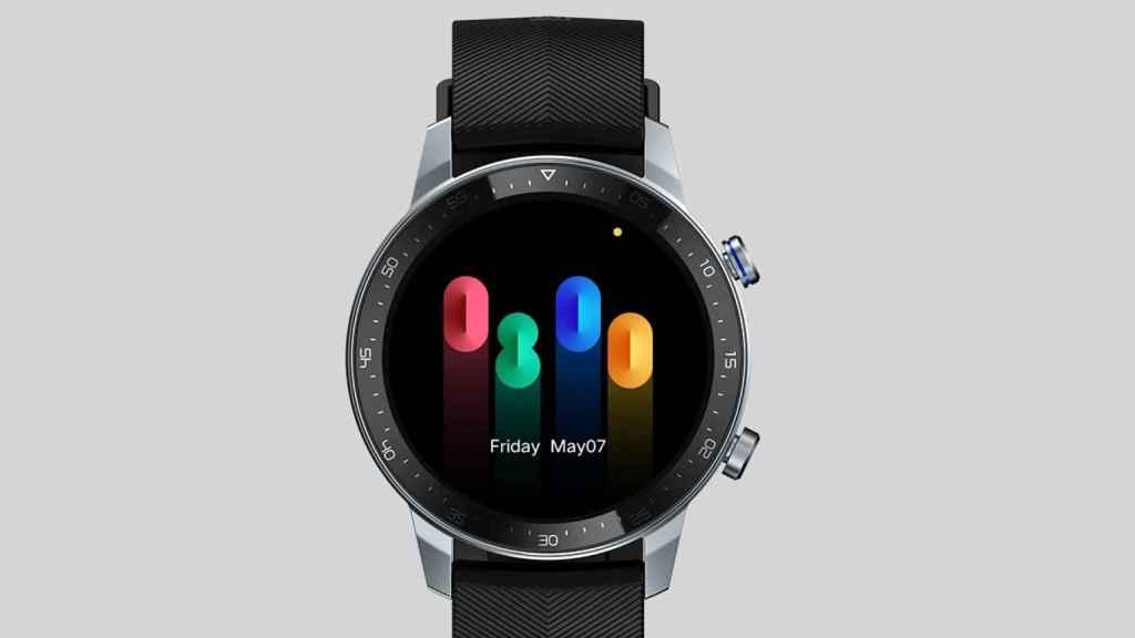 El ZTE Watch GT: un smartwatch equilibrado