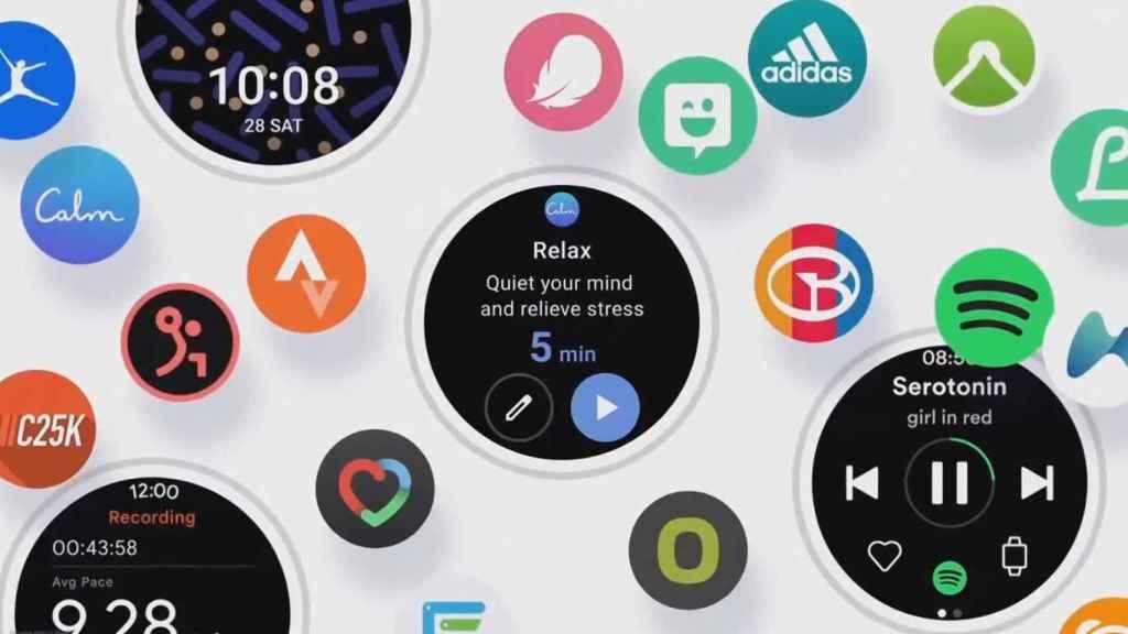A user interface watch