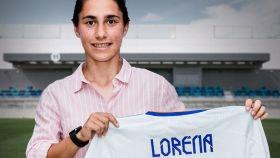 Lorena Navarro renueva con el Real Madrid hasta 2023