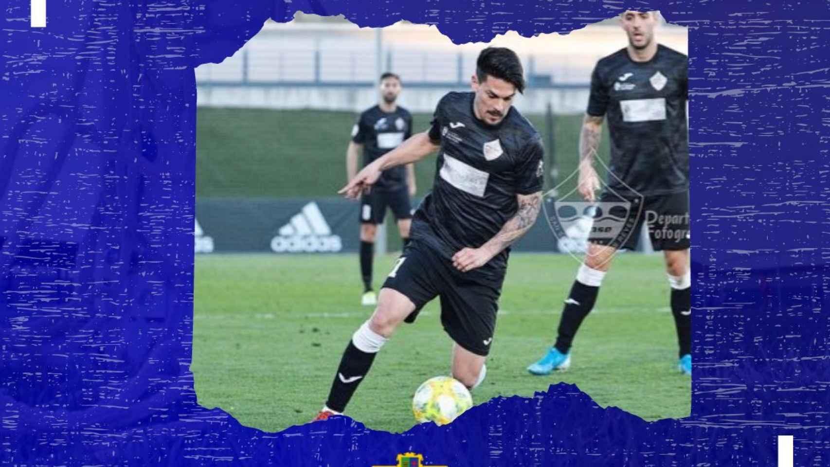 Iván Bueno, nuevo fichaje del Socuéllamos.