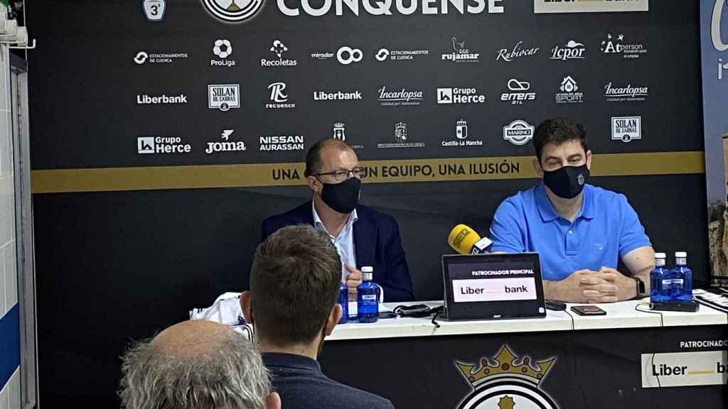 Presentación de Manolo Martínez.