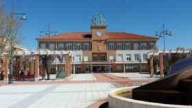 Ayuntamiento de Cabanillas.