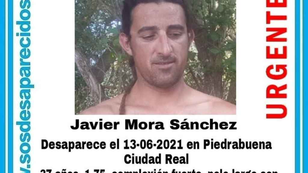 Sin pistas del desaparecido de Piedrabuena tras 15 días de búsqueda