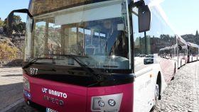 Imagen de archivo de un autobús urbano de Toledo.