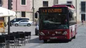 Autobús urbano en Cuenca.