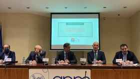 Los directores de las principales empresas encuestadoras electorales de España durante el coloquio organizado por Insights + Analytics España.