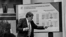 El ministro de Inclusión; Seguridad Social y Migraciones.