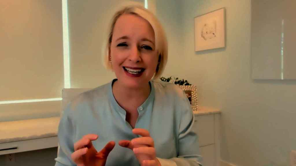 Julie Sweet, directora ejecutiva de Accenture.