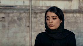 Fotograma de 'Un blues para Teherán', la película de Javier Tolentino.