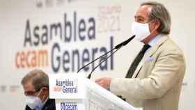 Ángel Nicolás, reelegido presidente de Cecam.