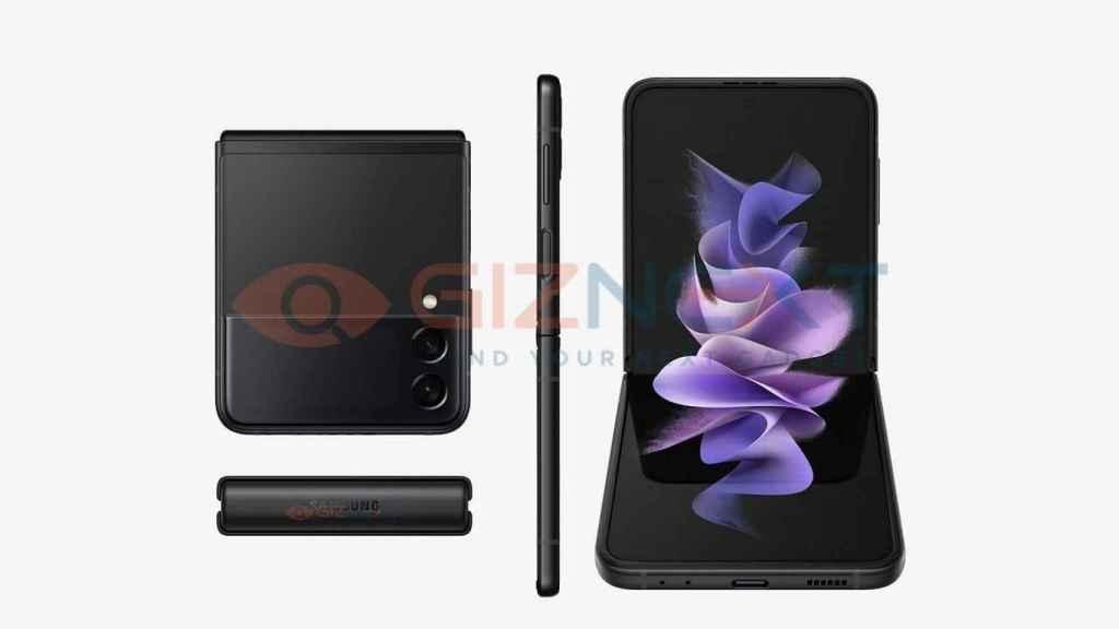 Samsung Galaxy Z Flip 3 diseño