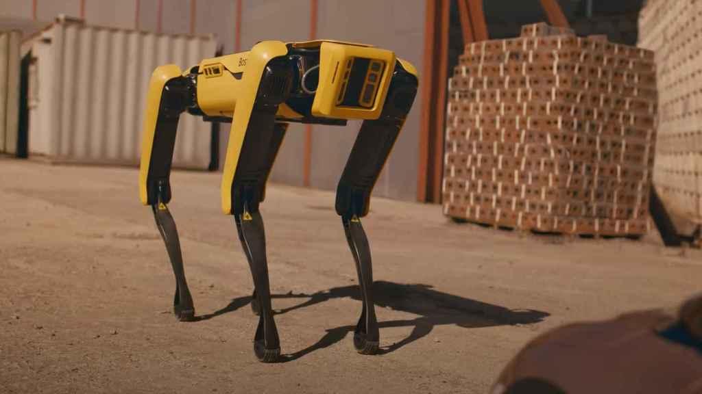 Spot, el perro robot de Boston Dynamics.