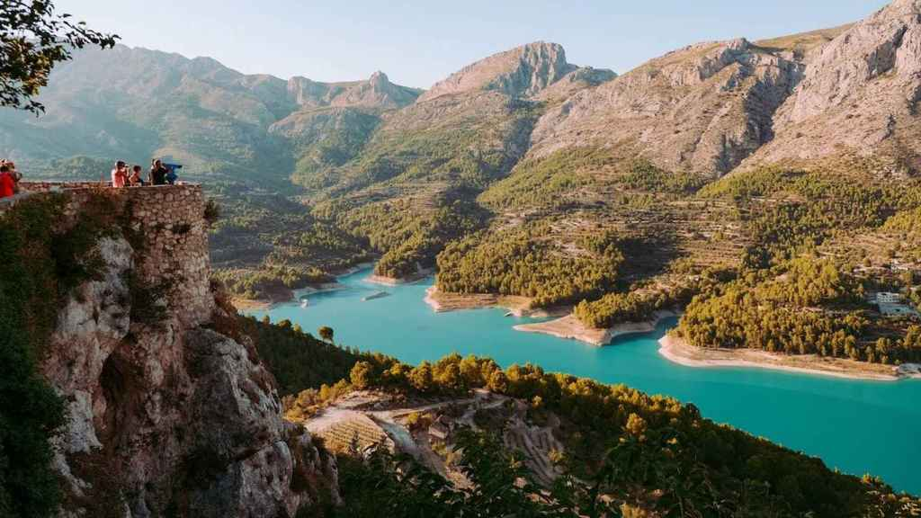 Seis Miradores Para Disfrutar De Los Pueblos Más Bonitos De Alicante