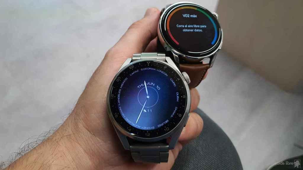 Huawei Watch 3, primeras impresiones: cuando formas parte de HarmonyOS