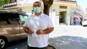 El concejal de Obras y Servicios de Villarrobledo, Bernardo Ortega