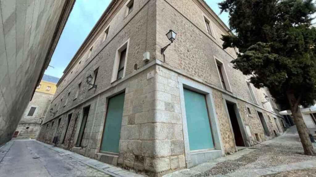 Hospitalito del Rey de Toledo